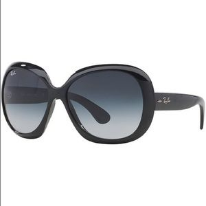 Authentic Ray Ban black RB4098 Jackie Ohh II